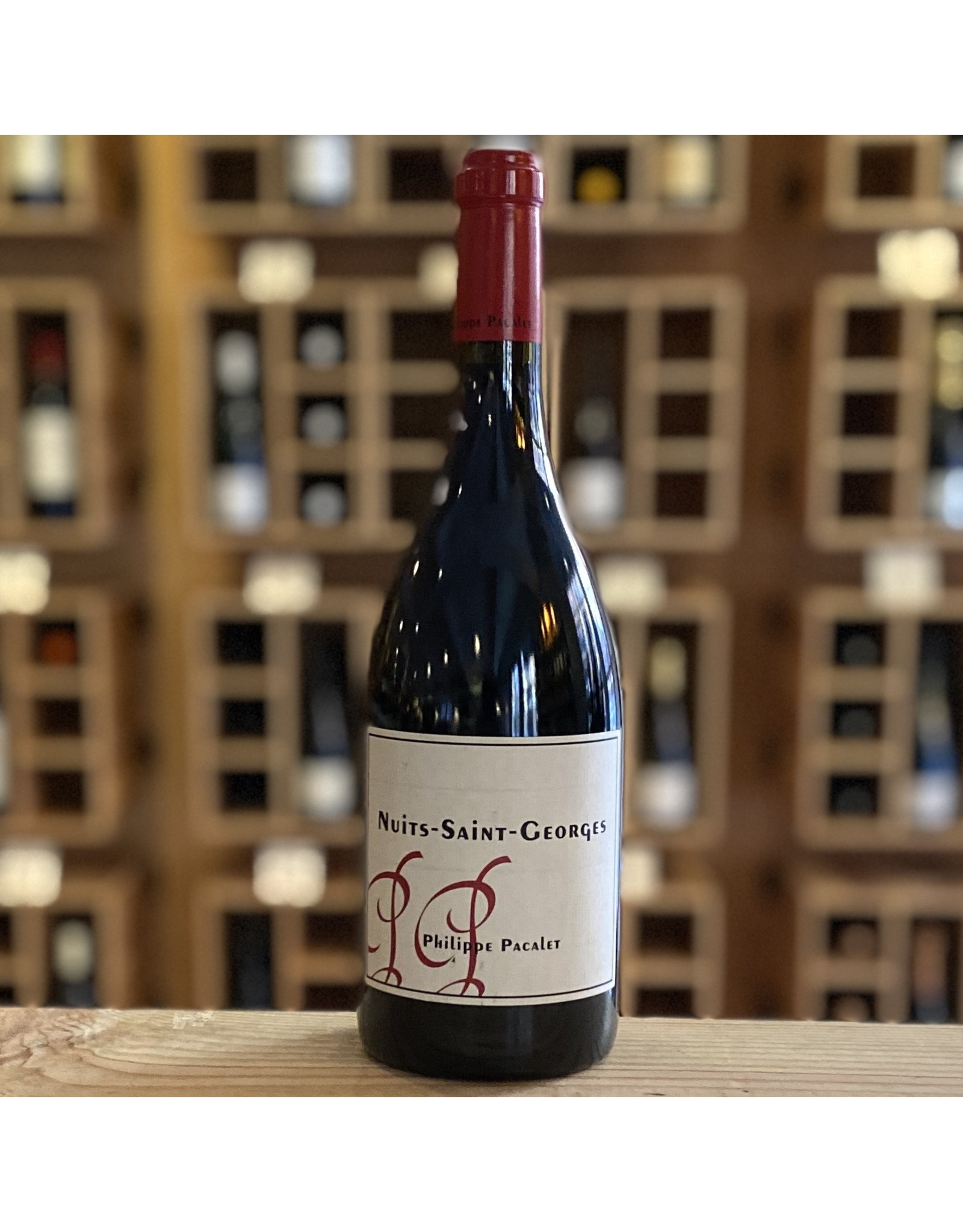Burgundy Philippe Pacalet Nuits-St-Georges 2015  - Burgundy, France