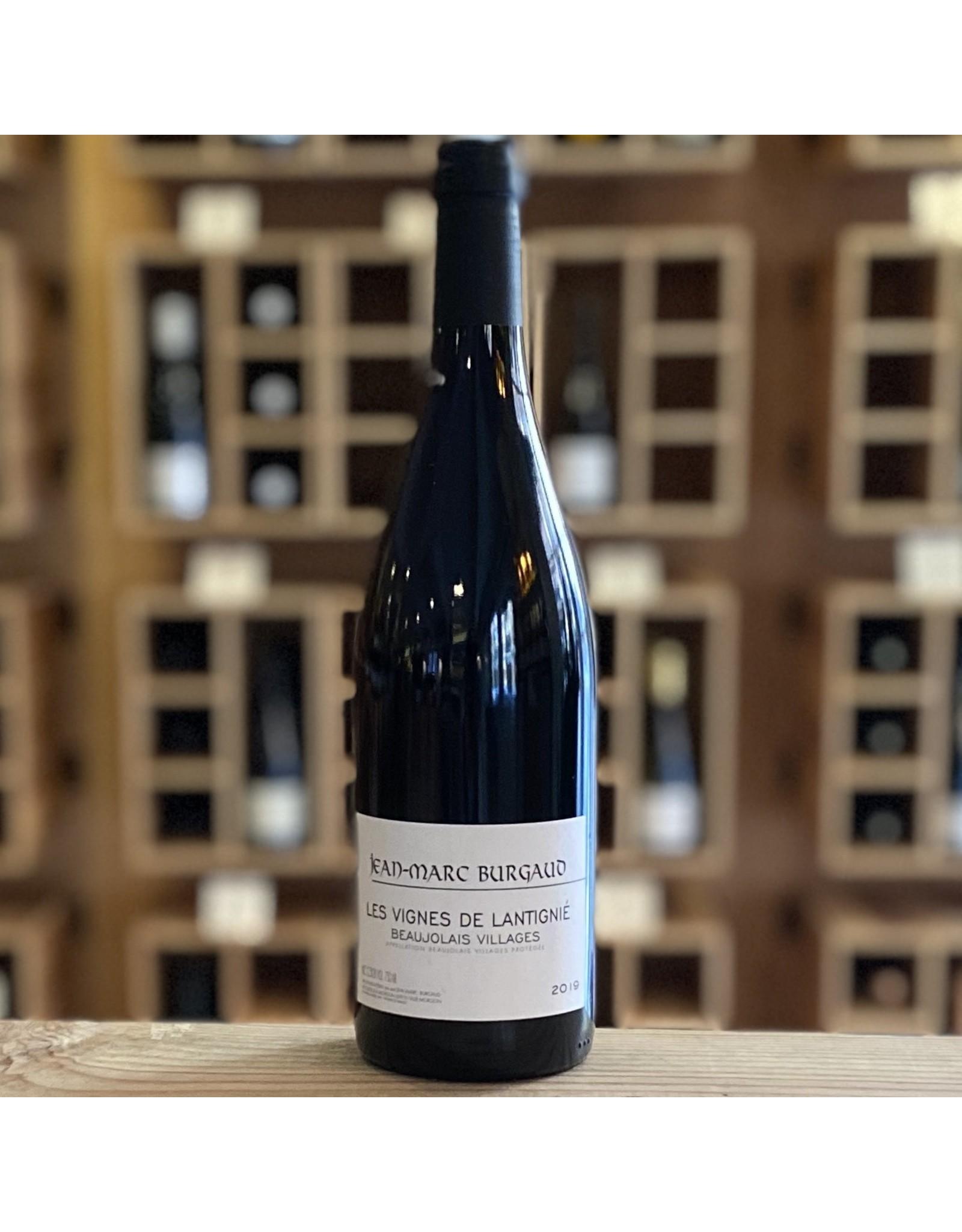 Burgundy Jean-Marc Burgaud ''Les Vignes de Lantignie'' Beaujolais-Villages 2019 - Burgundy, FR