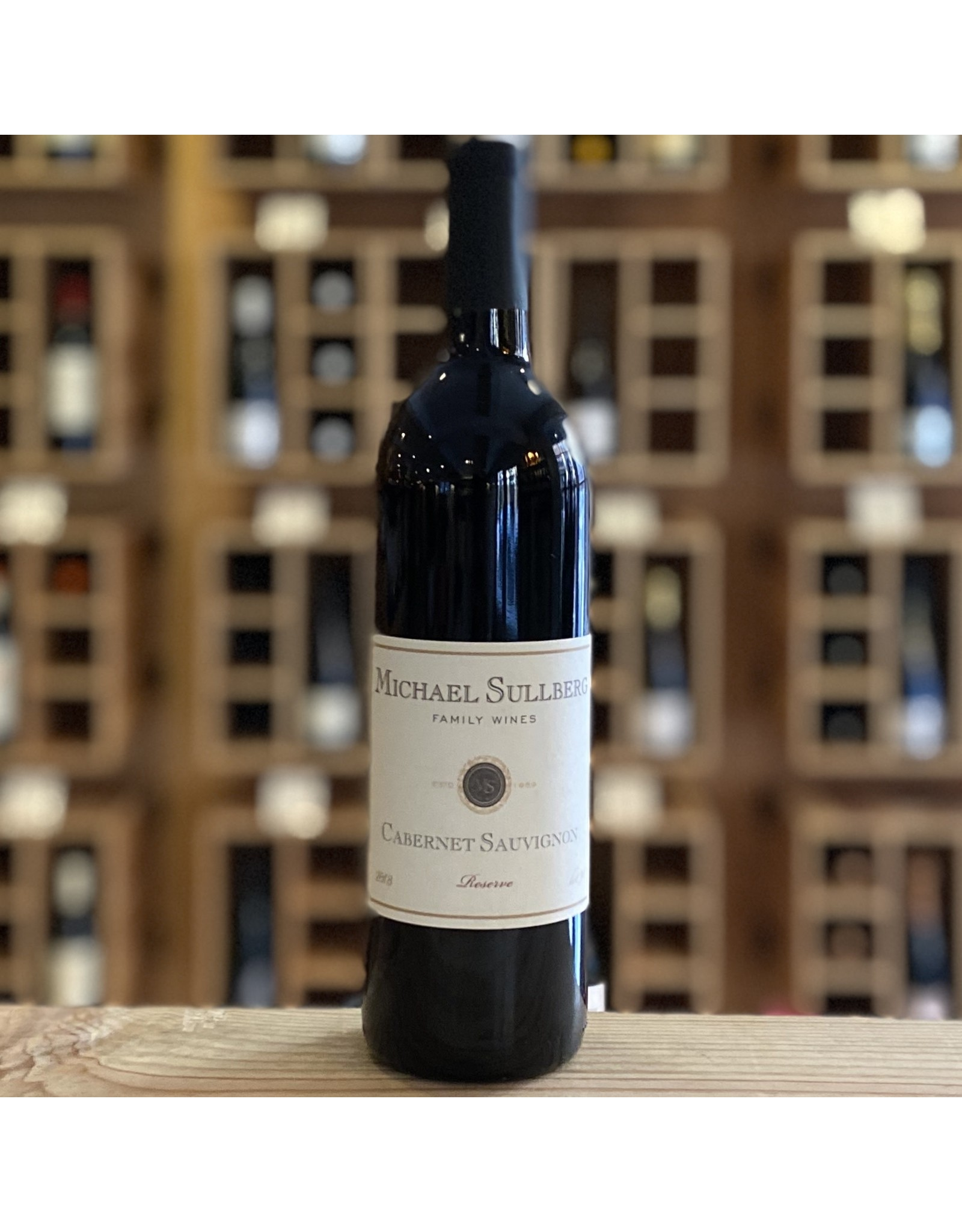 California Michael Sullberg Family ''Reserve'' Cabernet 2018 - California