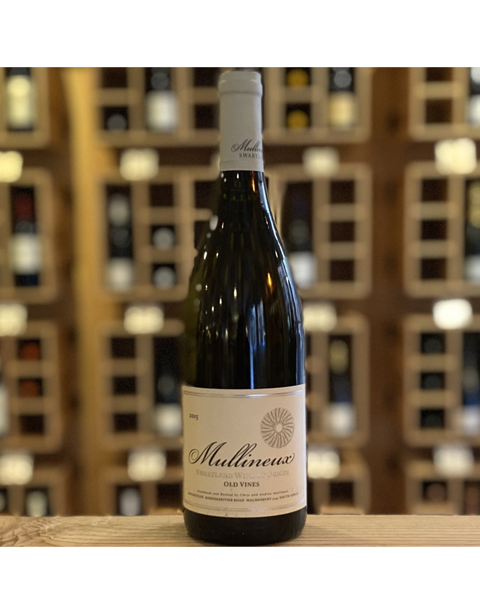 South Africa Mullineux White Blend 2015 - Swartland, South Africa