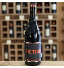 """Vegan Field Recordings """"Fiction"""" Red Blend 2018 - Paso Robles, CA"""