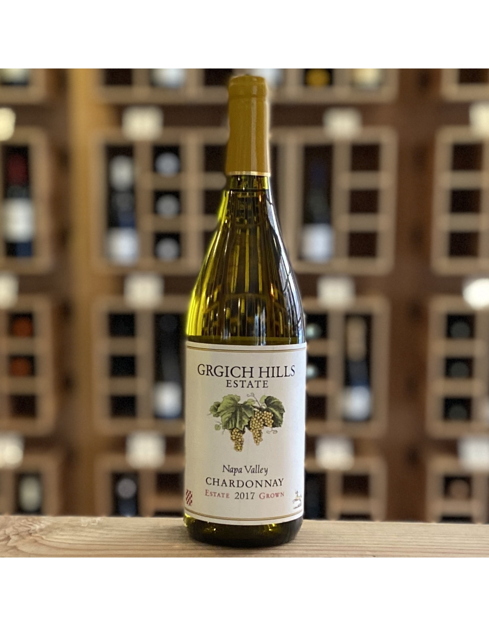 Napa Valley Grgich Hills Chardonnay - Napa 2016 750ml