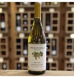 Napa Valley Grgich Hills Estate Grown Chardonnay 2017- Napa Valley, CA