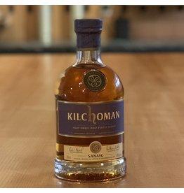 "Islay Kilchoman ""Sanaig"" Single Malt Scotch Whisky - Islay, Scotland"