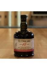 "Demerara Distillers ""El Dorado"" 12yo Demerara Rum - Guyana"