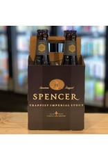 Stout Spencer Trappist Imperial Stout 12oz Bottle - Spencer MA