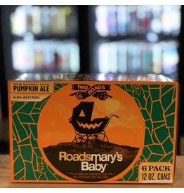 "Seasonal Two Roads Brewing ""Roadsmary's Baby"" Pumpkin Ale 6-packs - Stratford, CT"