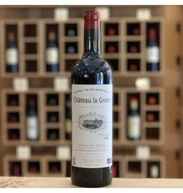 Bordeaux Chateau La Grolet Cotes de Bourg 2018 - Bordeaux, France