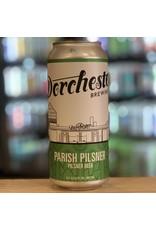 Pilsner Dorchester Brewing Co ''Parish Pilsner'' Pilsner Beer - Dorchester, MA