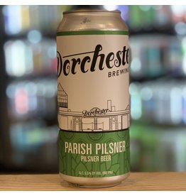 Pilsner Dorchester Brewing Co ''Parish Pilsner'' Pilsner Beer - Dorchester, MA