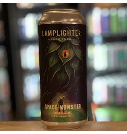 "IPA Lamplighter Brewing Co ""Space Monster"" IPA - Cambridge, MA"