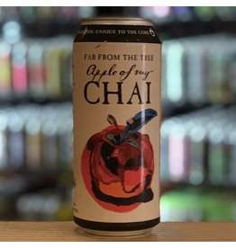 """Local Far From the Tree """"Apple of my ChaI"""" Cider - Salem, MA"""