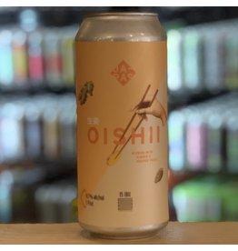 Ale Cervejaria Japas ''Oishii'' Belgian Style Wheat Ale w/Ginger Orange Peels and Coriander