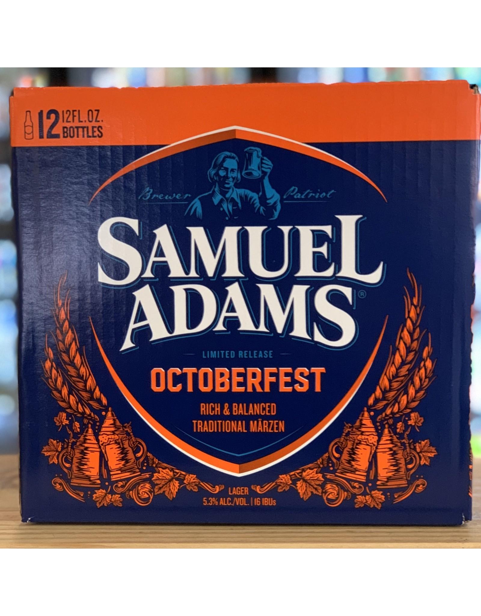"12-Pack Sam Adams ""Oktoberfest"" Lager 12-Pack - Boston, MA"
