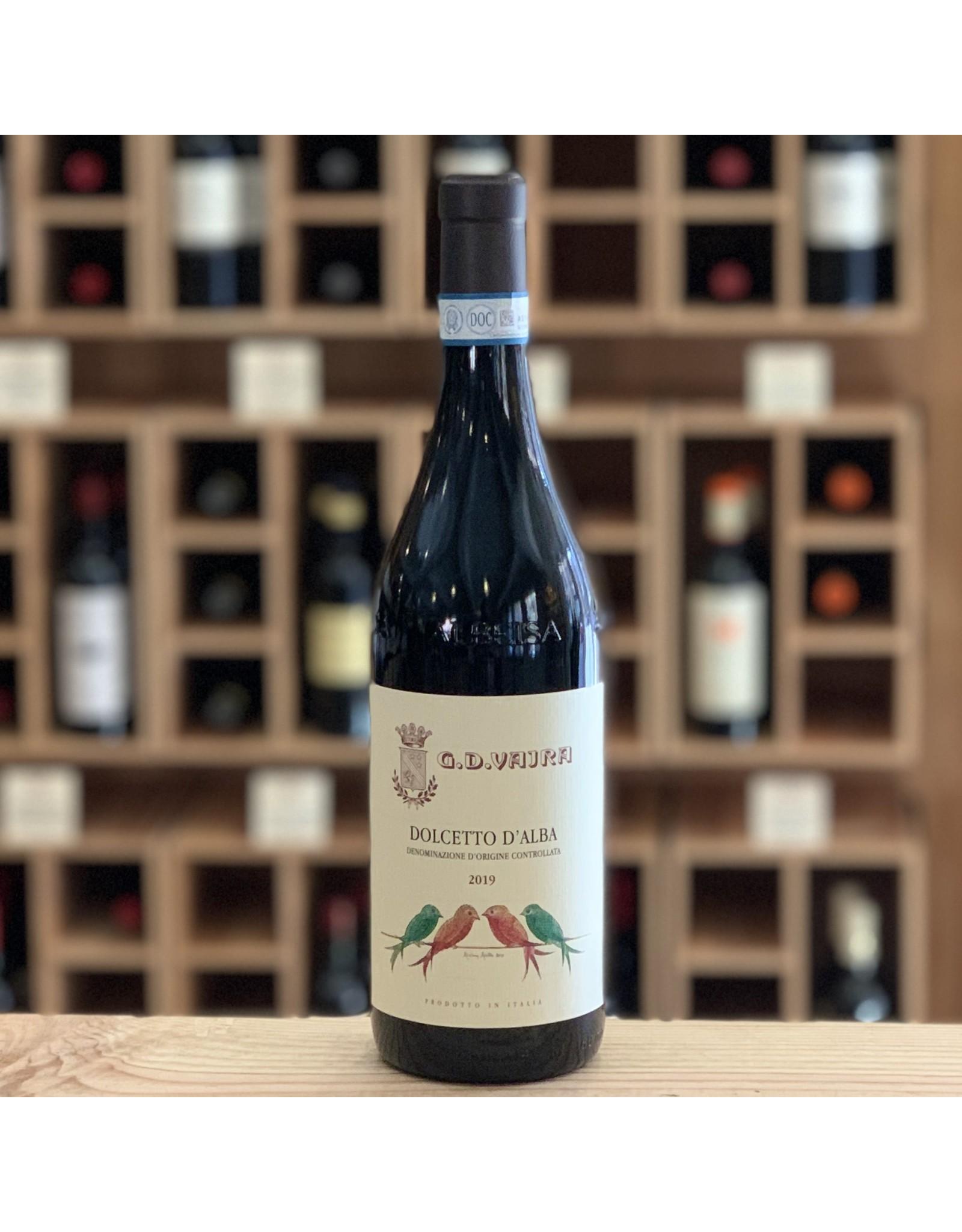 Vegan GD Vajra Dolcetto D'Alba 2019 - Piedmont, Italy