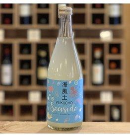 """Fukucho """"Seaside"""" Sparkling Junmai Sake 500ml - Japan"""