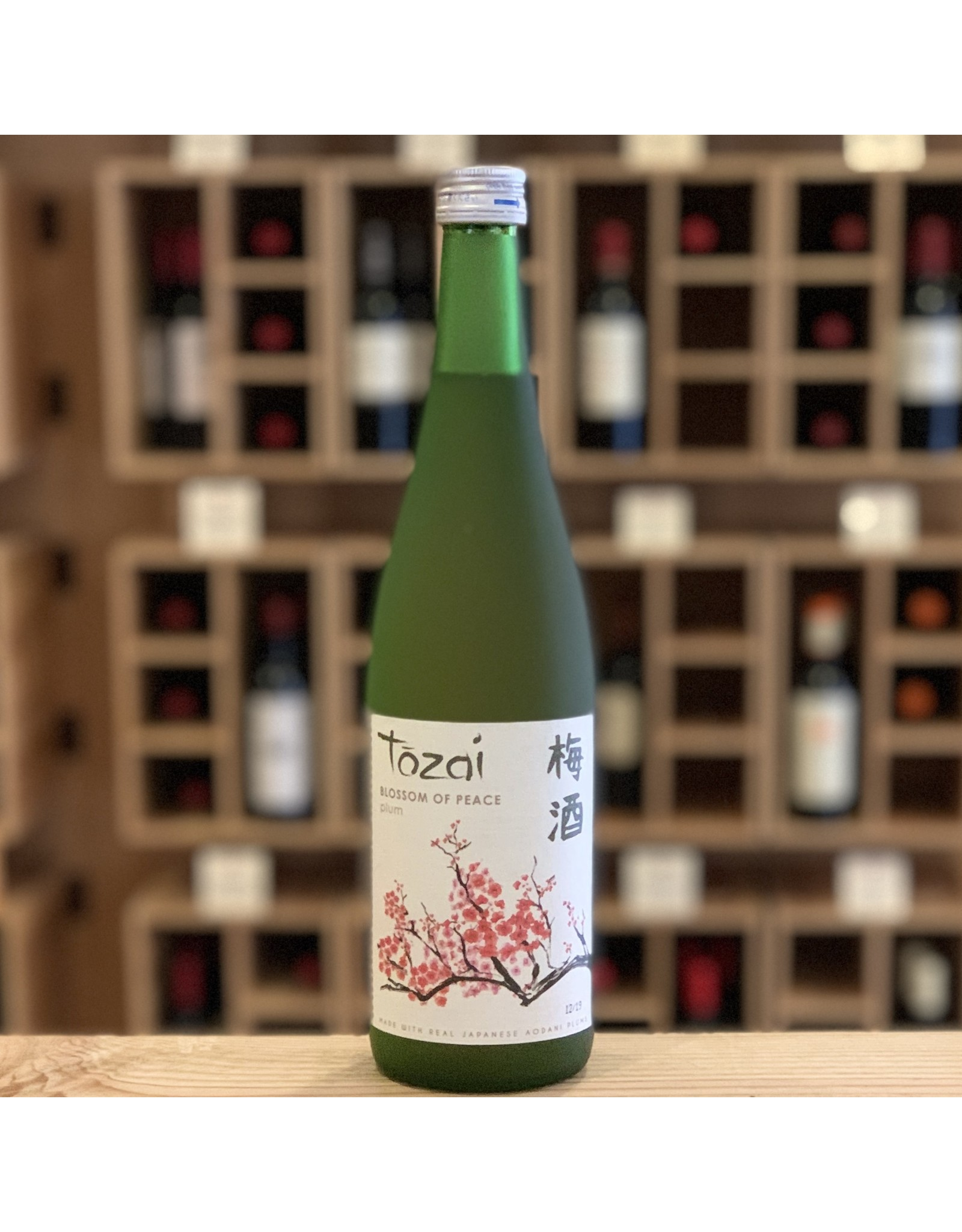 "Kizakura ""Tozai Blossom of Peace"" Plum Sake 720ml - Japan"
