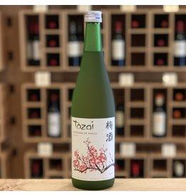 "Kizakura ""Tozai Blossom of Peace"" Plum Sake 720ml - Japan"
