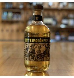 El Espolon Anejo Tequilla Finished In Bourbon Barrels - Jalisco, Mexcio