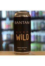 "Local Bantam Cider ""Ever Wild"" Spanish Sidra-Style Cider - Somerville, MA"