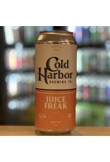 "IPA Cold Harbor Brewing Company ""Juice Freak"" IPA w/Citra - Westborough, MA"
