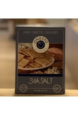 Cracker Onesto Gluten-Free Sea Salt Crackers - Bristol, Vermont