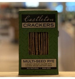 Cracker Castleton Multi-Seed Rye Crackers - South Woodstock, Vermont