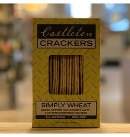 Cracker Castleton SImply Wheat Crackers - South Woodstock, Vermont
