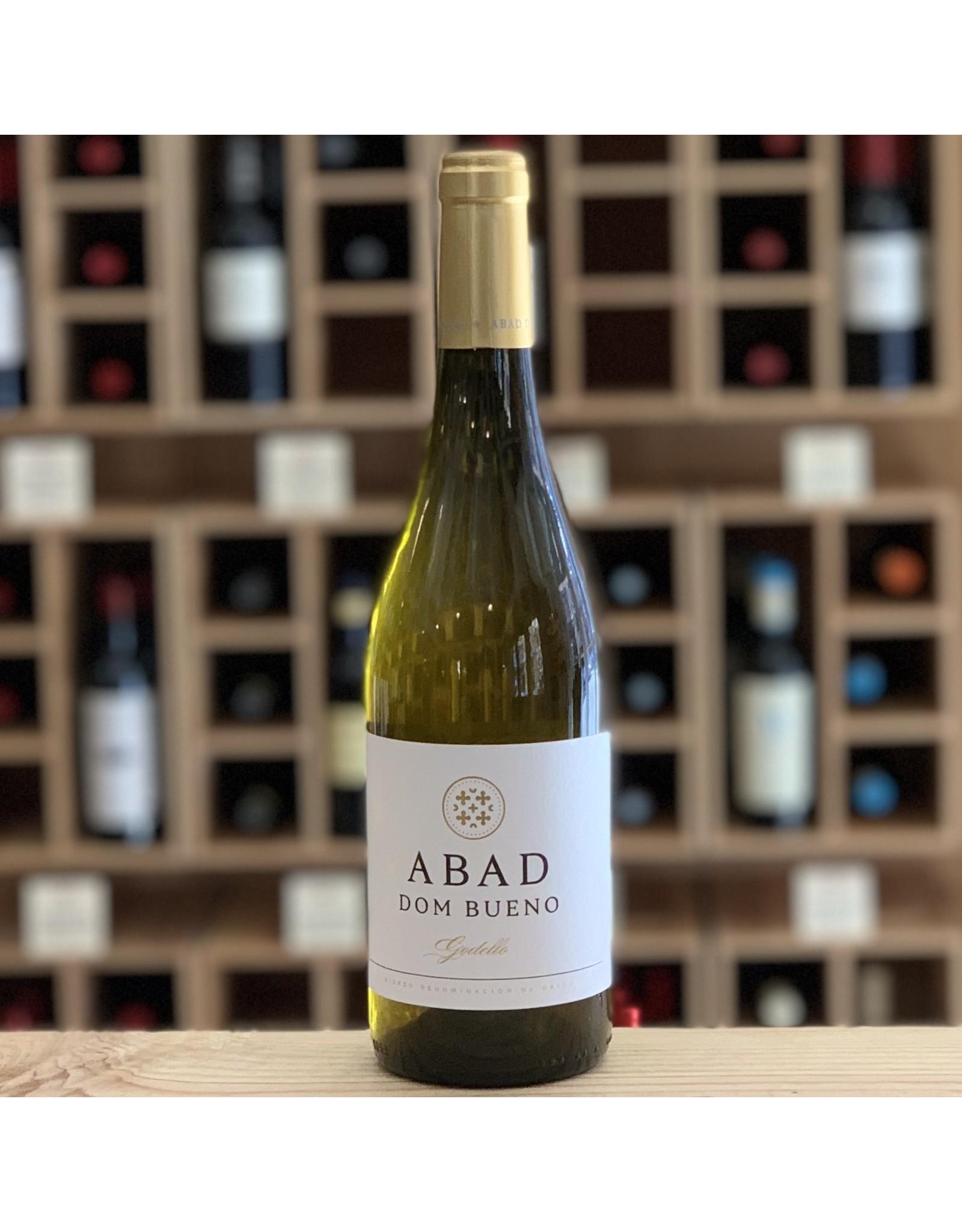 """Spain Bodega del Abad """"Abad dom Bueno"""" Godello 2019 - Bierzo, Spain"""