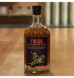 "Shipyard Brewing w/Stroudwater Distillery ""Fred's Pumpkin Head Spirit"" Bourbon w/Natural Flavors - Portland, ME"