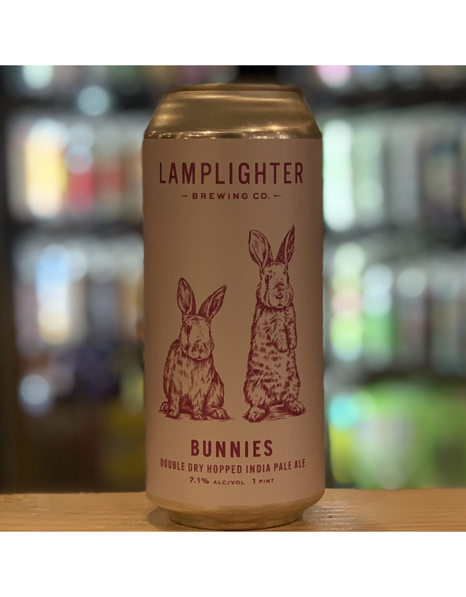 "IPA Lamplighter ""Bunnies"" DDH IPA - Cambridge, MA"