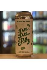Pilsner Four Quarters Brewing ''Dolla Dolla Pilz'' Pilsner - Winooski, Vermont