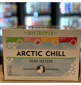 12-Pack Polar Arctic Summer ''Daytripper'' Hard Seltzer Variety 12-Pack