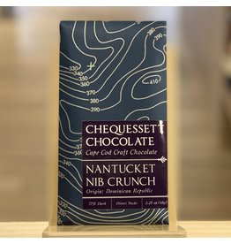 Chocolate Chequessett Chocolate Nantucket Nib Crunch