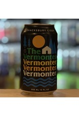 "Local Shacksbury ""The Vermonter"" Carbonated Cider w/Gin Botanicals 12oz - Middlebury, Vermont"
