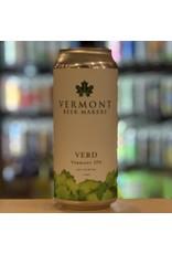 """IPA Vermont Beer Makers """"Verd"""" Vermont IPA - Springfield, Vermont"""