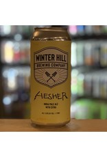"IPA Winter Hill Brewing Company ""Hesher"" IPA w/Citra - Somerville, MA"