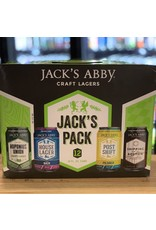 12-Pack Jack's Abby Craft Lagers Variety 12-Pack - Framingham, MA