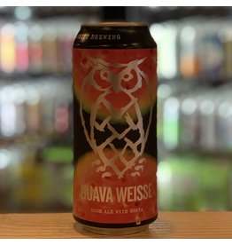 Sour Night Shift ''Guava Weisse'' Sour Berliner Weiss w/Guava - Everett, MA