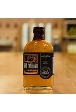 "Local Mad River ""Mad Fashioned"" Old-Fashioned Style Cocktail w/Rum, Maple and Natural Flavors 200ml - Warren, Vermont"