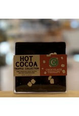 "Chocolate Chocolate Therapy ""Hot Cocoa"" Truffles 4pk - Framingham, MA"