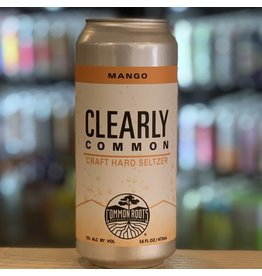 "IPA Common Roots ""Clearly Common"" Hard Seltzer w/Mango - South Glen Falls, NY"