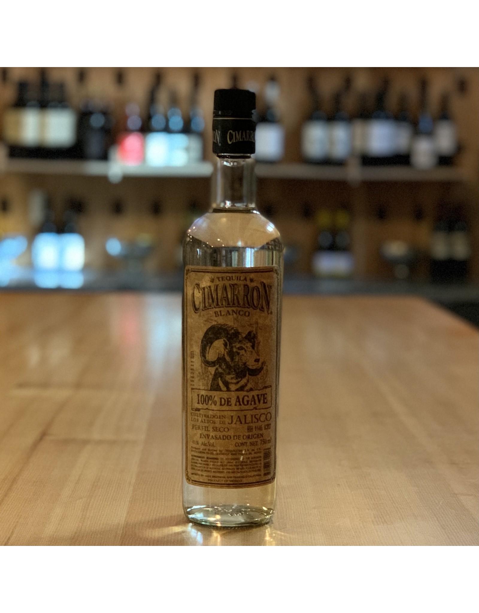 Cimarron Tequila Blanco - Jalisco, Mexico