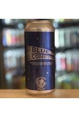 "IPA Widowmaker Brewing ""Blue Comet"" NEIPA - Braintree, MA"