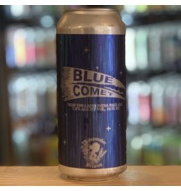 "IPA Widowmaker Brewing ""Blue Comet"" NEIPA - Braintree, MA"
