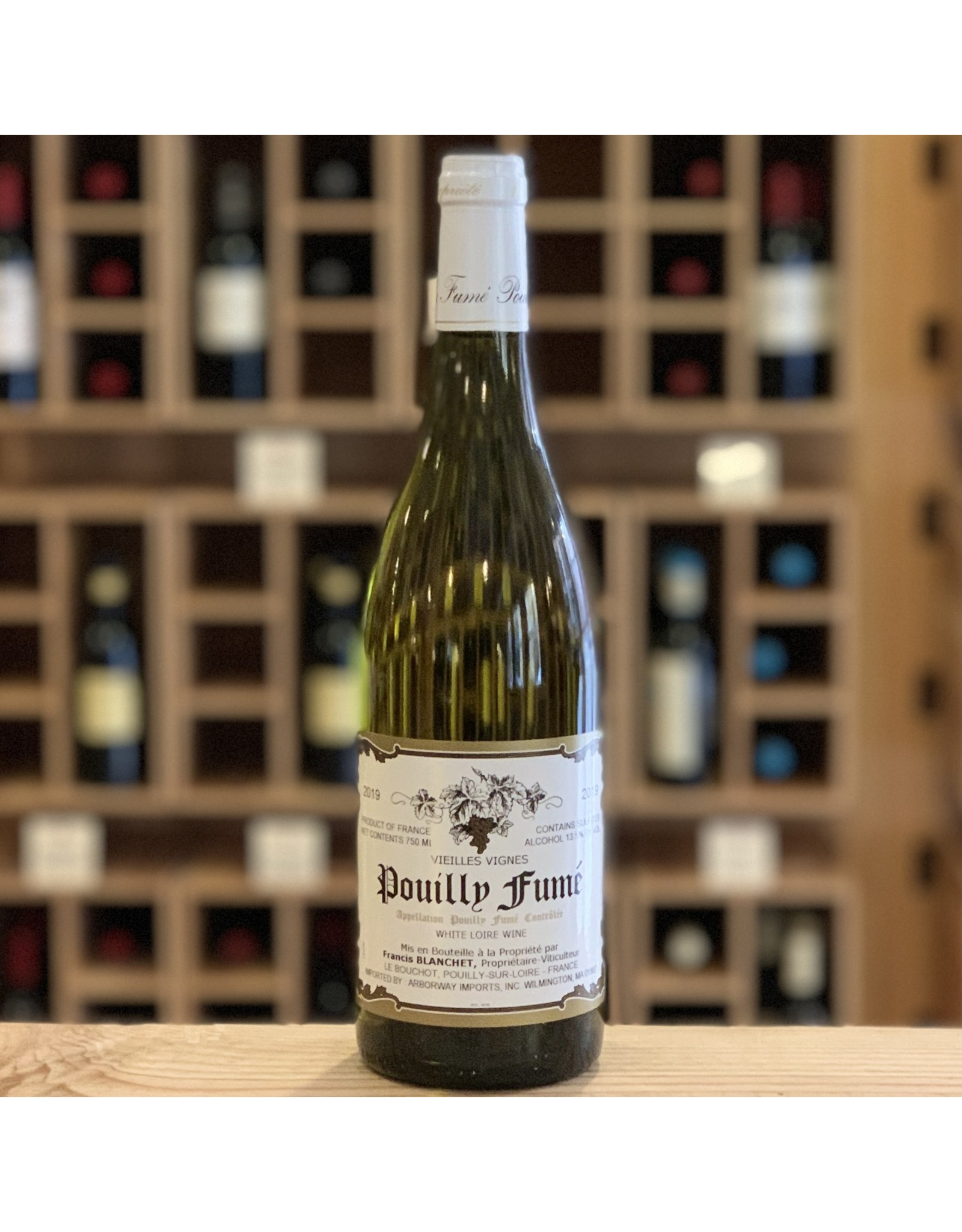 "Loire Valley Earl Francis Blanchet ""Vieilles Vignes"" Pouilly Fume 2019 - Loire Valley, France"
