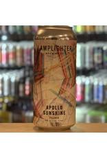 "Pilsner Lamplighter Brewing Co ""Apollo Sunshine"" Pilsner - Cambridge, MA"