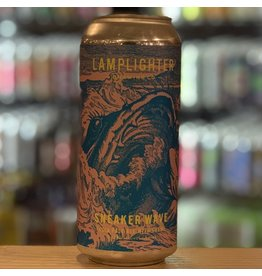 "IPA Lamplighter Brewing Co ""Sneaker Wave"" IPA w/Thyme - Cambridge, MA"