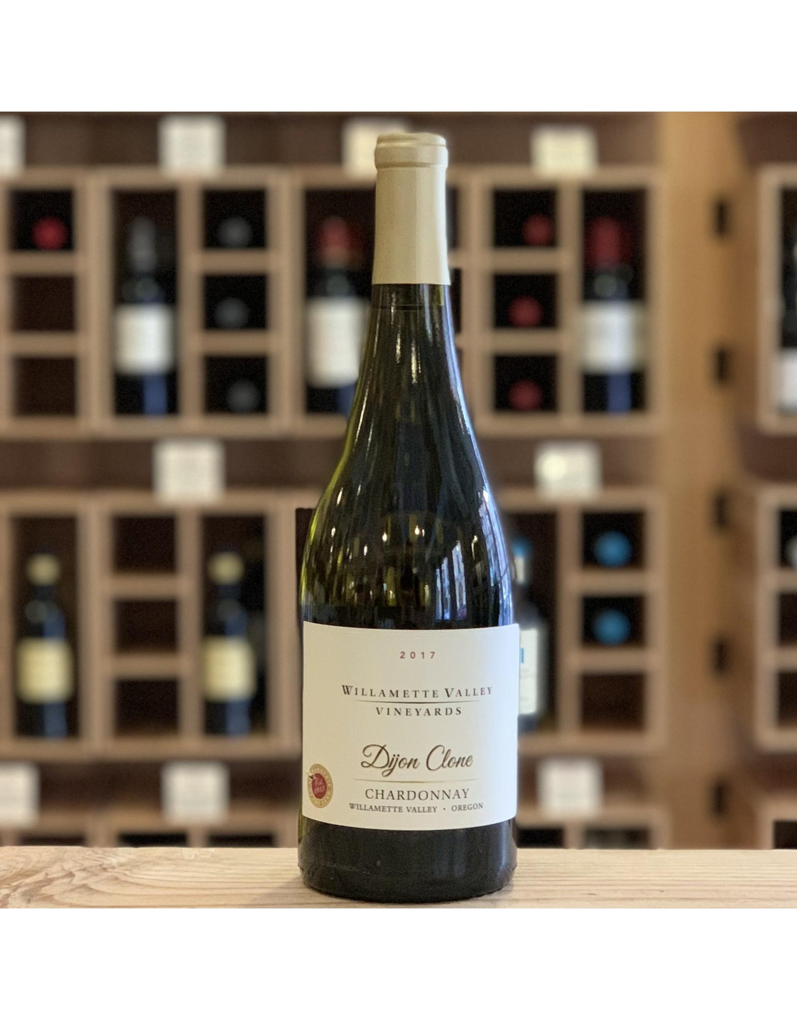 """Willamette Valley Willamette Valley Vineyards """"Dijon Clone"""" Chardonnay 2017 - Willamette Valley, Oregon"""