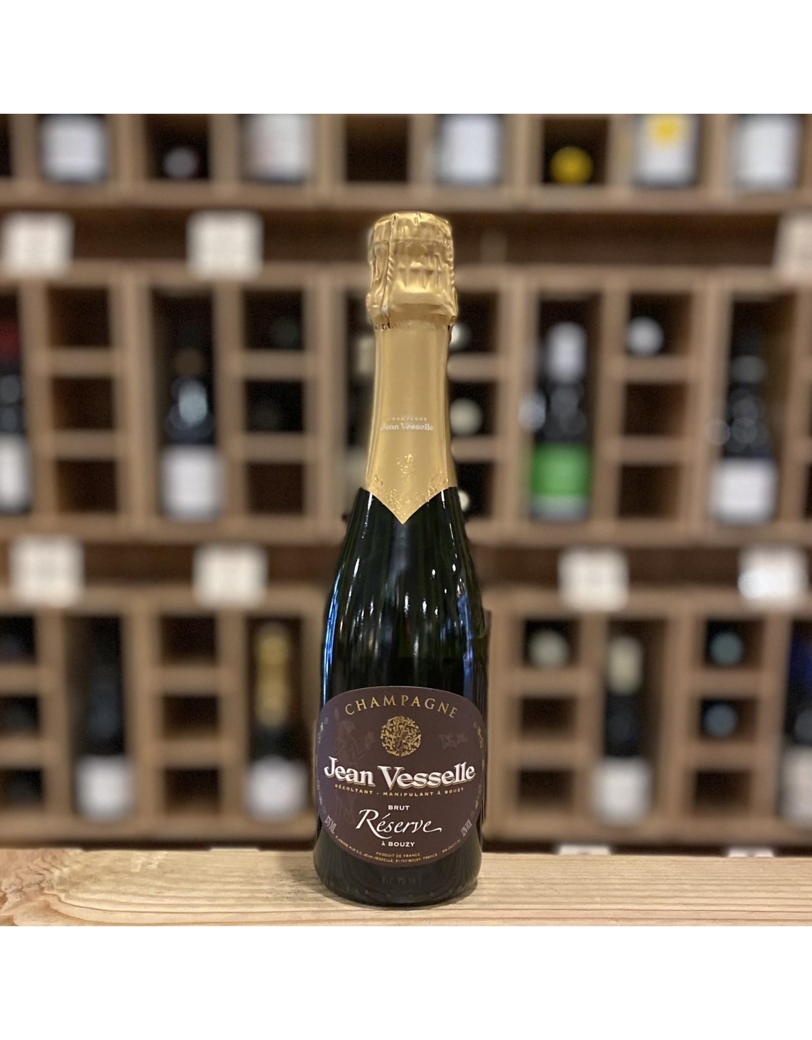 France Jean Vesselle Brut Reserve Champagne 375ml - Champagne FR
